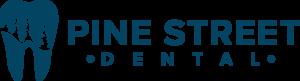 Navy Pine Street Dental Logo